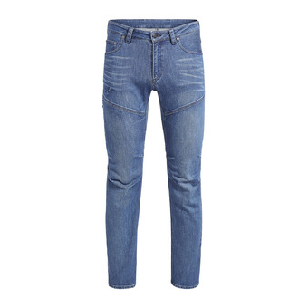Salewa AGNER DENIM CO - Pants - Men's - jeans blue