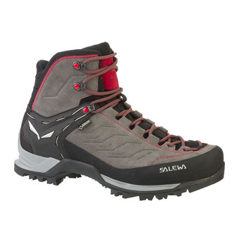 MS MTN TRAINER MID GTX Homme Charcoal/Papavero
