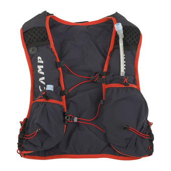 Camp TRAIL FORCE 10L - Bolsa de hidratación grey/red