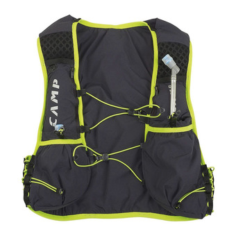 Camp TRAIL FORCE 10L - Bolsa de hidratación grey/lime