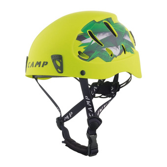 Camp ARMOUR - Casco de alpinismo lima/verde