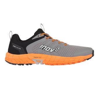 Inov 8 PARKCLAW 275 - Zapatillas de trail hombre grey/orange