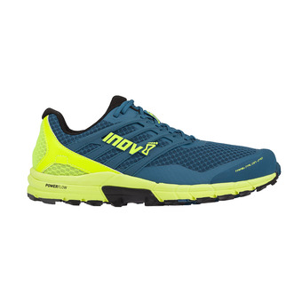 Inov 8 TRAILTALON 290 - Scarpe trail Uomo blue green/yellow