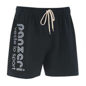 Panzeri UNI A - Short black/silver