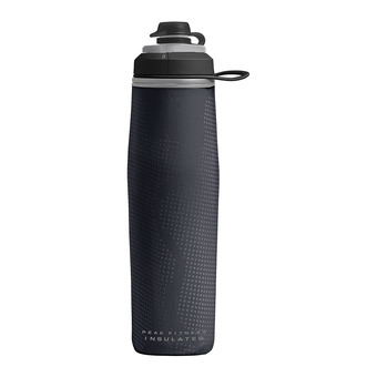Camelbak PEAK FITNESS CHILL - Gourde 750ml black/silver