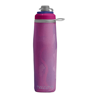 Gourde isotherme 0.75L PEAK™ FITNESS CHILL pink/blue
