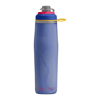 Termo 0.75L PEAK™ FITNESS CHILL ultramarine/peach
