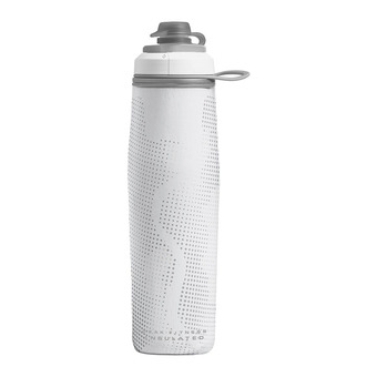 Termo 0.75L PEAK™ FITNESS CHILL white/silver