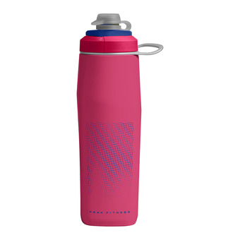 Camelbak PEAK FITNESS - Gourde 750ml pink/blue
