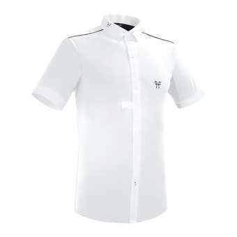Horse Pilot AEROLIGHT - Show Polo Shirt - Men's - white