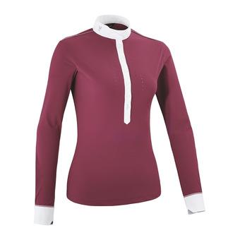 LS Aerolight Shirt Women 2019 Femme Ruby