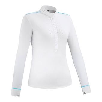 LS Aerolight Shirt Women 2019 Femme White
