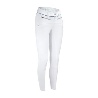 Horse Pilot X-BALANCE III - Pantaloni Donna white/iceberg