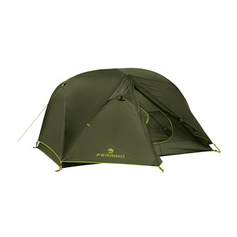 Tente 2 places ATRAX vert olive