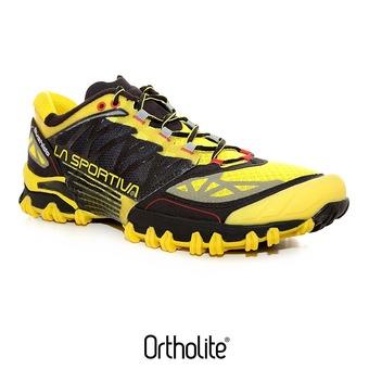 Zapatillas de trail hombre BUSHIDO yellow/black