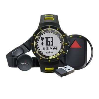 Montre QUEST CARDIO GPS yellow