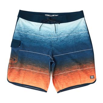 Billabong 73 STRIPE PRO - Boardshort Homme orange
