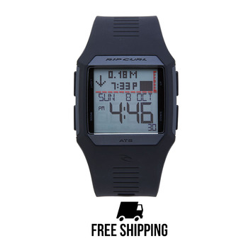 Rip Curl RIFLES TIDE - Montre black