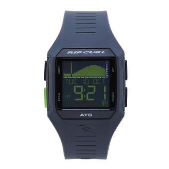 Digital Watch - RIFLES MIDSIZE TIDE black/green