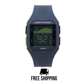Rip Curl RIFLES TIDE - Reloj black/green