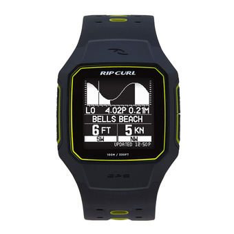 Digital Watch - SEARCH GPS 2 yellow