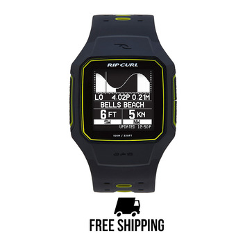 Rip Curl SEARCH GPS 2 - Reloj yellow