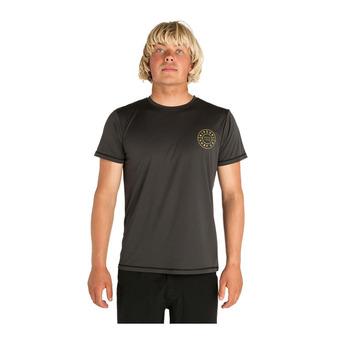 Rip Curl COMPASS - Camiseta hombre dark grey