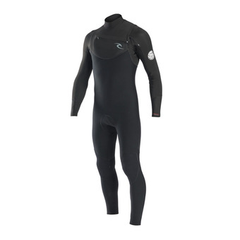 LS Full Wetsuit 3/2mm - Men's - DAWN PATROL black