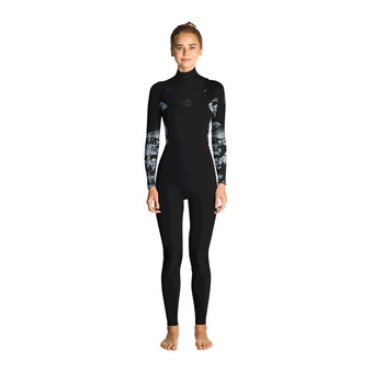 Rip Curl FLASHBOMB STMR - Traje 3/2mm mujer black/grey