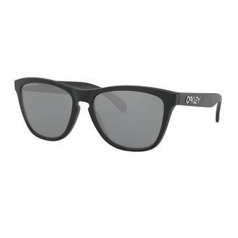 Oakley FROGSKINS - Lunettes de soleil polarisées matte black/prizm black