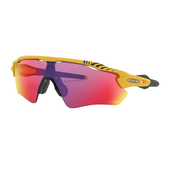 Oakley RADAR EV PATH - Sunglasses - matt yellow/prizm road