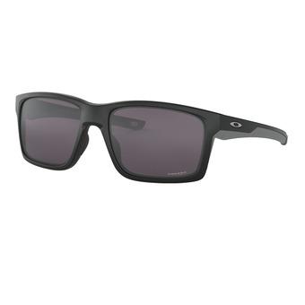 Oakley MAINLINK - Lunettes de soleil matte black/prizm grey
