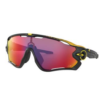 Oakley JAWBREAKER - Sunglasses - matt black/prizm road