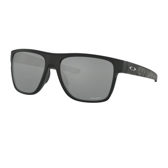 Oakley CROSSRANGE XL - Gafas de sol matte black prizmatic/prizm black