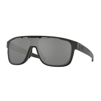 Oakley CROSSRANGE SHIELD - Lunettes de soleil matte black/prizm black