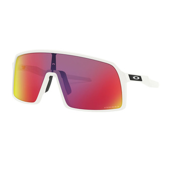 Oakley SUTRO - Sunglasses - matt white/prizm road