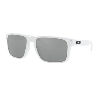Oakley HOLBROOK XL - Gafas de sol matte white/prizm black