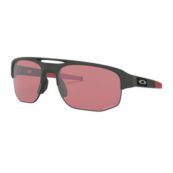 Oakley MERCENARY - Sunglasses - matt carbon/prizm dark golf