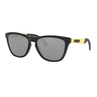 Oakley FROGSKINS MIX - Lunettes de soleil polished black/prizm black