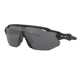 Oakley RADAR EV ADVANCER - Gafas de sol polarizadas polished black/prizm black