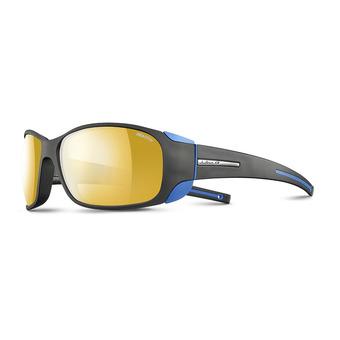 Julbo MONTEBIANCO - Gafas de sol fotocromáticas hombre black/blue/flash gold