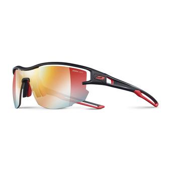 Julbo AERO - Occhiali da sole fotocromatici nero/rosso/multilayer rosso