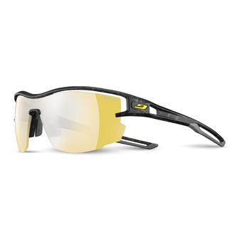 Julbo AERO - Occhiali da sole fotocromatici tartaruga grigio/grigio/flash oro