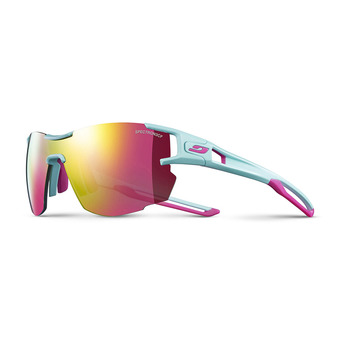 Julbo AEROLITE - Gafas de sol light blue/pink/multilayer pink