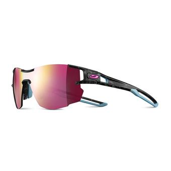 Julbo AEROLITE - Gafas de sol grey tortoiseshell/blue/multilayer pink