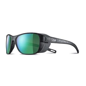 Julbo CAMINO - Lunettes de soleil Homme écaille gris vert/multilayer vert