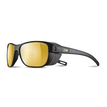 Julbo CAMINO - Gafas de sol fotocromáticas hombre black mat/grey/flash gold
