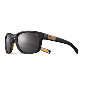 Julbo PADDLE - Sunglasses - tranluscent black orange/smoke