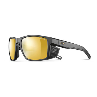 Julbo SHIELD - Photochromic sunglasses - black/flash gold