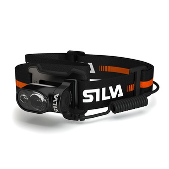 Silva CROSS TRAIL 5 - Lampe frontale noir/orange